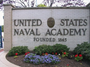 File:US_Naval_Academy_sign